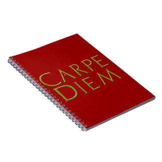 Carpe Diem Notebook