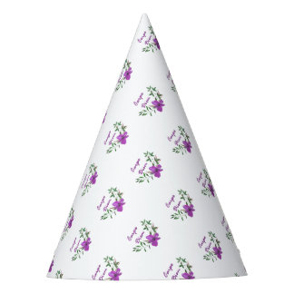 Carpe Diem Party Hat