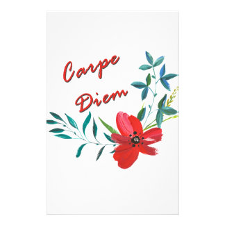 Carpe Diem Stationery