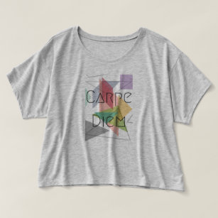 Carpe Diem Women's Apparel T-Shirt