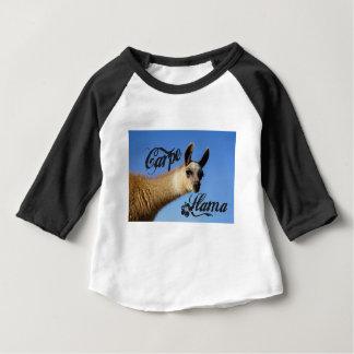 Carpe Llama Baby T-Shirt