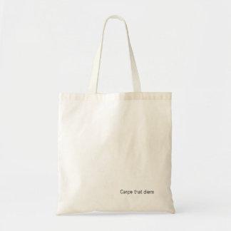 Carpe That Diem Tote Bag