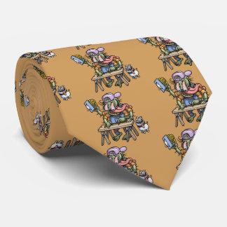 Carpenster Tie