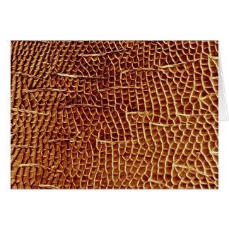 Carpenter ant - cheek greeting cards