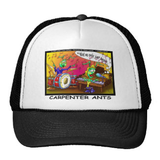Carpenter Ants Funny Gifts & Collectibles Trucker Hat