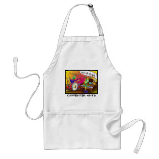 Carpenter Ants Funny Gifts & Collectibles Standard Apron
