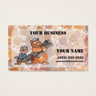 Carpenter Buisiness Card