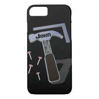 Carpenter   Construction   Personalized iPhone 8/7 Case