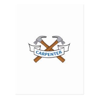 CARPENTER HAMMERS POSTCARD