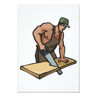 Carpenter Invitations