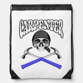 Carpenter Skull Hammers Backpack