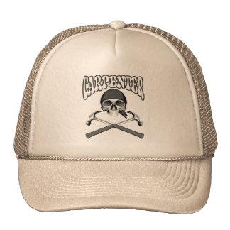 Carpenter Skull Hammers Hat