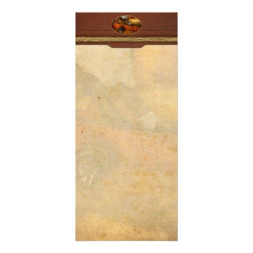 Carpenter - The humble shop plane Full Color Rack Card