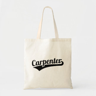 Carpenter Tote Bag