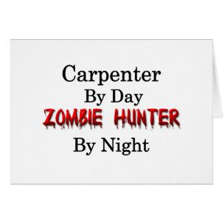 Carpenter/Zombie Hunter Card