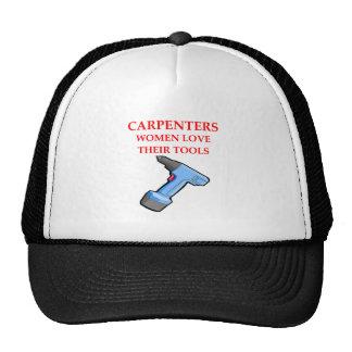 carpentrer cap