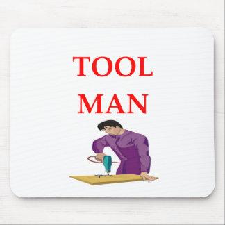 carpentrer mouse pad