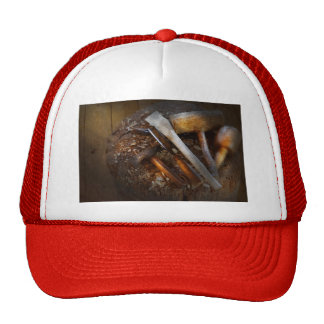Carpentry - Tool - Tools for carving Trucker Hats