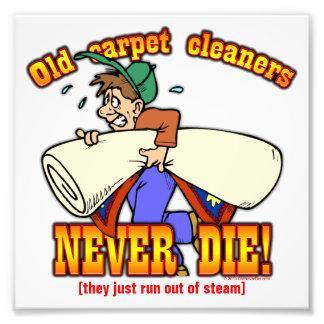 Carpet Cleaners Photo Art