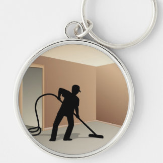 Carpet Cleaning Key Chains