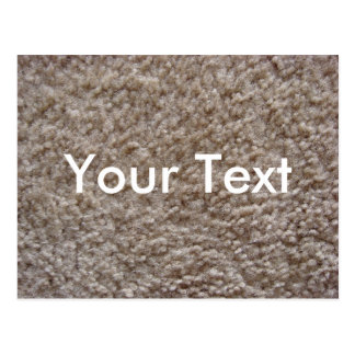 Carpet Cleaning or Instalation Postcard