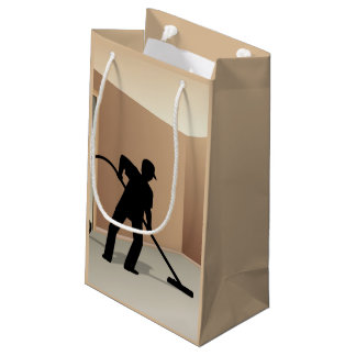 Carpet Cleaning Small Gift Bag
