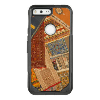 Carpet Collage Close Up OtterBox Commuter Google Pixel Case