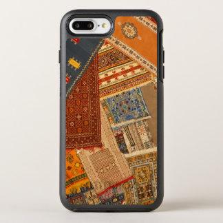 Carpet Collage Close Up OtterBox Symmetry iPhone 8 Plus/7 Plus Case