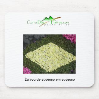 Carpet Passover Mouse Pad