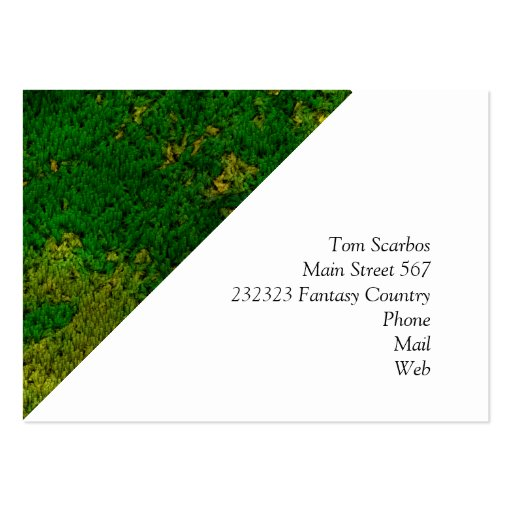carpet structure,green business card templates