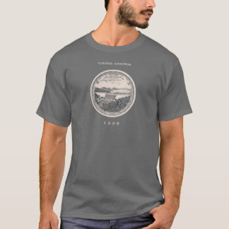 Carr China's Tygart Dam Plate T-Shirt
