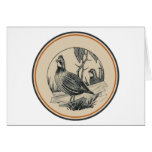 Carr China's WV State Parks Series: Quail Greeting Card