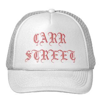 CARR STREET CAP
