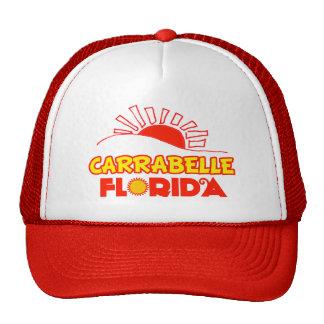 Carrabelle, Florida Mesh Hats