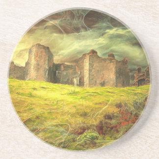 Carreg Cennen Castle .... Coaster