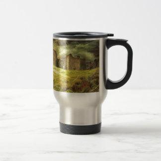 Carreg Cennen Castle .... Travel Mug
