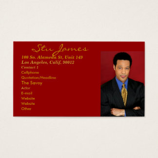 Carrer/Talent_ Business Card