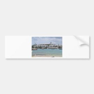 Carribean Beauty Bumper Stickers