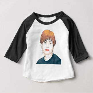 Carrie Fisher Baby T-Shirt
