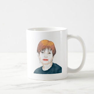 Carrie Fisher Coffee Mug