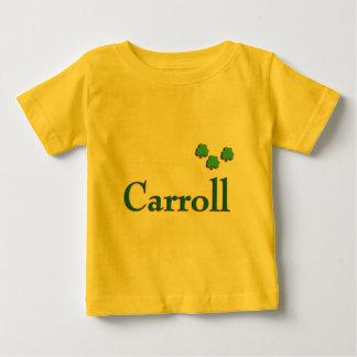 Carroll Family Baby T-Shirt