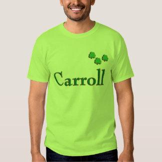Carroll Family T Shirt