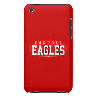 Carroll High School; Eagles Barely There iPod Case