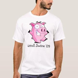 Carroll Swine '09 T-Shirt