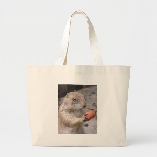 Carrot Canvas Bags