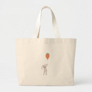Carrot Balloon Bags