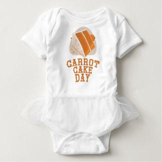 Carrot Cake Day - Appreciation Day Baby Bodysuit