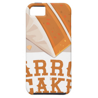 Carrot Cake Day - Appreciation Day iPhone 5 Cover