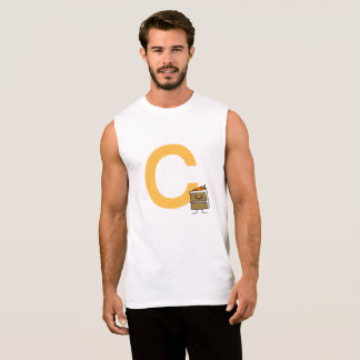 Carrot Cake Slice bunny teeth icing dessert Sleeveless Shirt