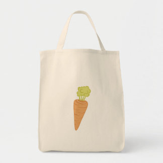 Carrot Canvas Bag
